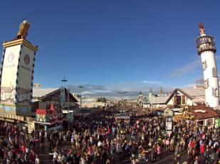 Oktoberfest Webcam