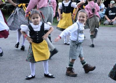 Our Schuhplattler Kids