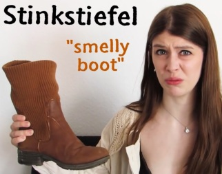 Stinky Boot